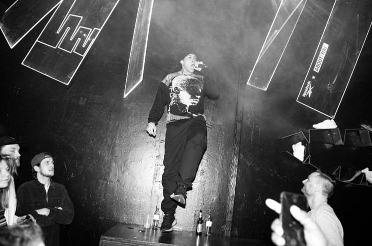 Bild: ABOUT YOU x Reebok (copyrights: ABOT YOU GmbH) | ABOUT YOU veranstaltet außergewöhnliches Launch-Event mit Reebok sowie HipHop-Artist Kelvyn Colt in Berlin