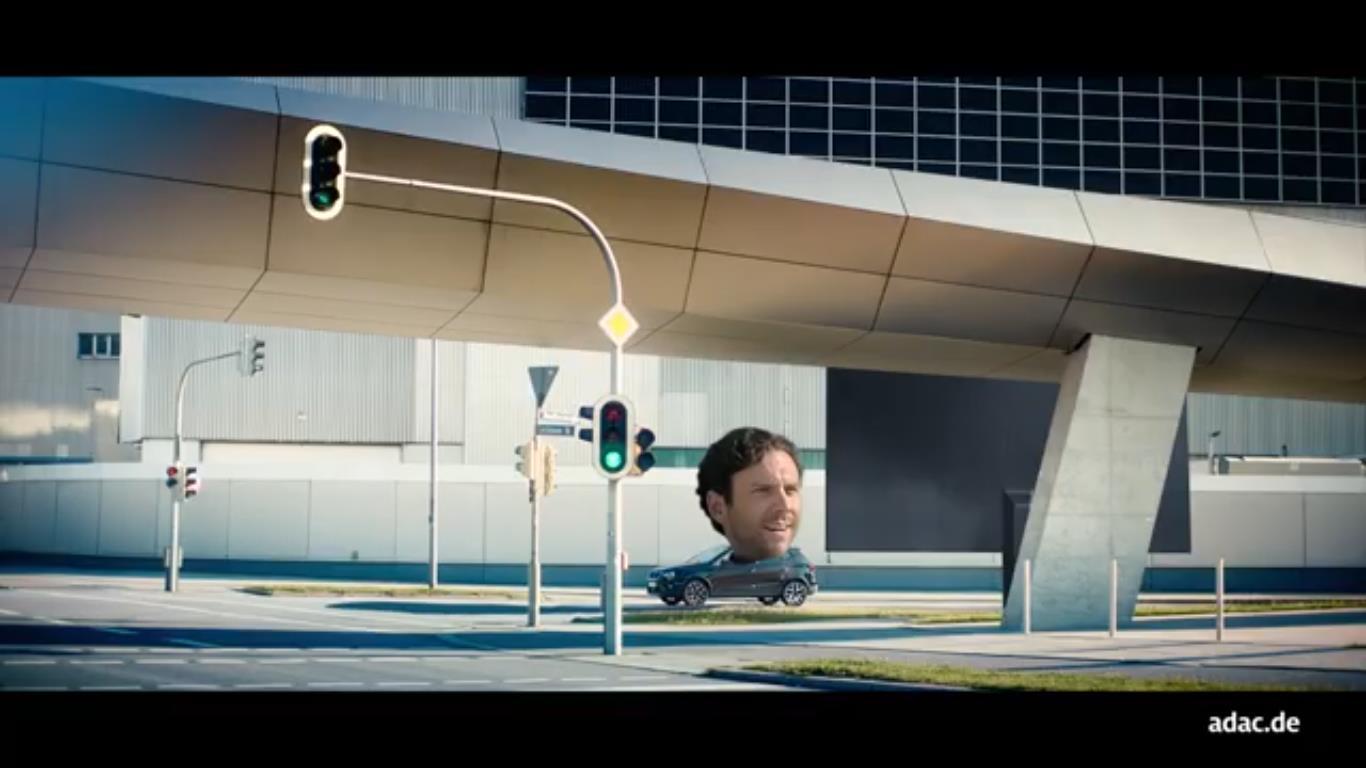 Screenshot: ADAC Autoversicherung TV-Spot 2019 | Youtube Video