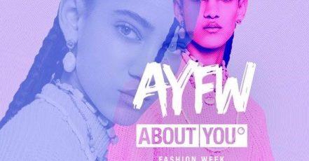 """AYFW - ABOUT YOU Fashion Week / """"Exclusive for Everyone"""": ABOUT YOU öffnet die Berlin Fashion Week erstmals für Endkonsumenten mit einem eigenen, innovativen Fashion Event Konzept (Quelle: obs/About You GmbH)"""