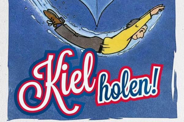 "Bild: Postkartenmotiv zur Aktion ""Kiel holen"" von Kiel-Marketing"