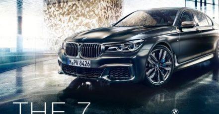 Bild: BMW Group | Neuer Markenauftritt für die Modelloffensive im BMW Luxussegment (09/2017)