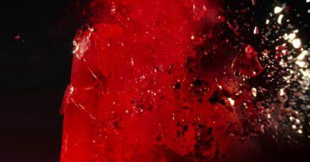 Screenshot Video-Szene der Campari Red Passion Kampagne / 08.10.2020 (Quelle: campari.com/red-passion)
