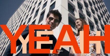 Screenshot: Kampagnen-Trailer Career Hunt / Quelle: Enterprise Estonia (https://careerhunt.eu/)