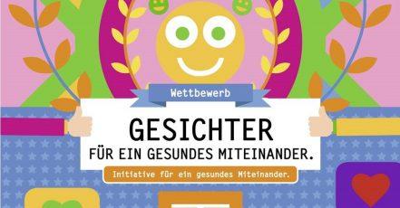"""Bild: DAK Wettbewerb """"Gesichter für ein gesundes Miteinander"""" (Bildrechte: DAK-Gesundheit)"""