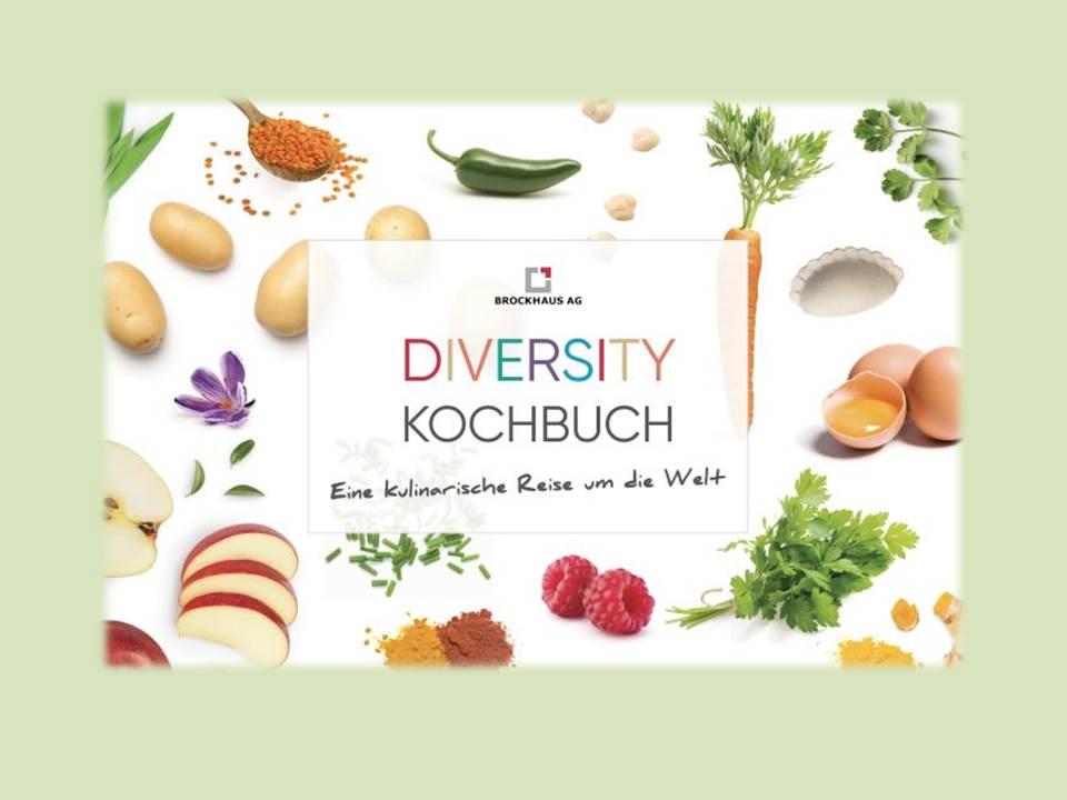 Diversity Kochbuch der BROCKHAUS AG