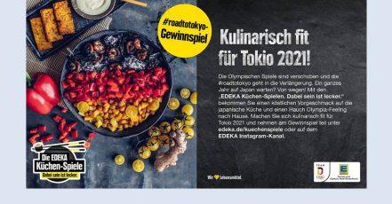 Bild: EDEKA Küchen-Challenge #RoadtoTokyo