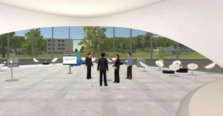 Screenshot: Teaser Video FOBA_ Virtual Manufacturing Day 2020 (https://youtu.be/yifnsiIG7TI