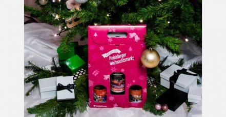 """Bild: Geschenkset """"Build your own Heidelberger Weihnachtsmarkt"""" © Heidelberg Marketing, Foto Uli Hillenbrand"""