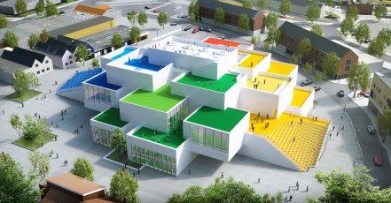 LEGO® House in Billund   Bild: LEGO®