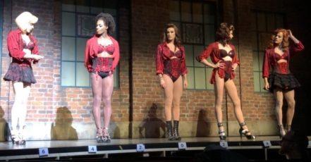 """Julia Wulf durfte eine Probe des Musicals """"Kinky Boots"""" in Hamburg besuchen und gewährte ihrer Instagram-Community exklusive erste Einblicke in die Show. (Foto: Laura Noltemeyer @designdschungel)"""