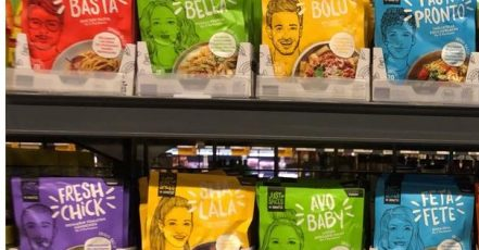 Just Spices IN MINUTES / REWE Group