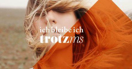 """Bild: Die Patientenkampagne """"ich bleibe ich - trotz ms"""" feiert ihren dritten Geburtstag mit einem Online-Event auf www.IchBleibeIch.de (Copyrights: Roche Pharma AG)"""