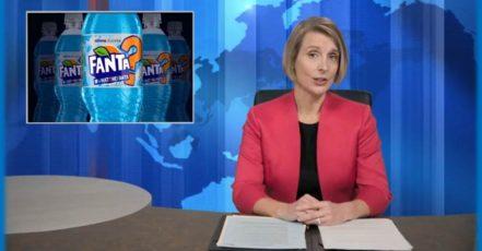 Bild / Screenshot: Kampagnen-Trailer #WhatTheFanta – Auf der Suche nach dem blauen Geheimnis (Quelle / Copyrights: The Coca-Cola Company | April 2021)