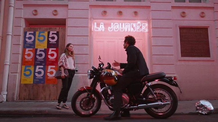 Bild: LONGCHAMP Très Paris | SS21 campaign | Short Film auf Youtube