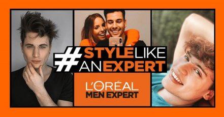 Bild: L'Oréal Men Expert TikTok Challenge (Quelle: obs/L'Oréal Paris)