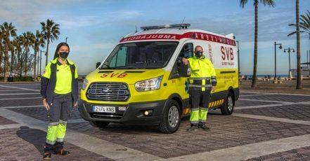 """Bild: """"Lifesavers""""- neue Videoreihe von Ford zeigt heldenhafte Rettungskräfte in ganz Europa (Bildrechte: Ford-Werke GmbH)"""