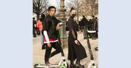 Lime @PARIS FASHION WEEKS® (Copyright: Lime)