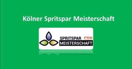 Kölner Spritsparmeisterschaft, unterstützt durch Ford