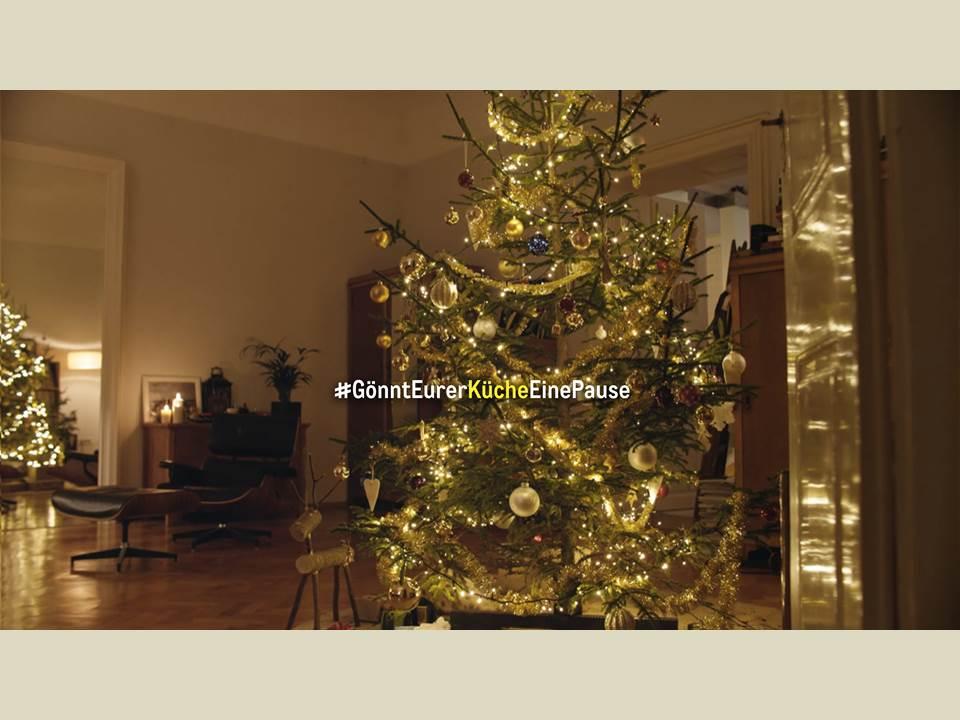 Bild: METRO Weihnachts-Kampagne #GönntEurerKücheEinePause (Copyrights: METRO Deutschland)