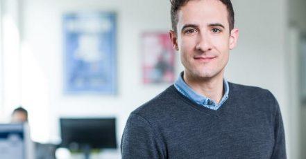 Foto: Marco Cerqui, Gründer und Geschäftsführer von Bring!