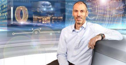 Michael Neuheisel, Leiter Digitale Lösungen Nutzfahrzeugreifen Continental