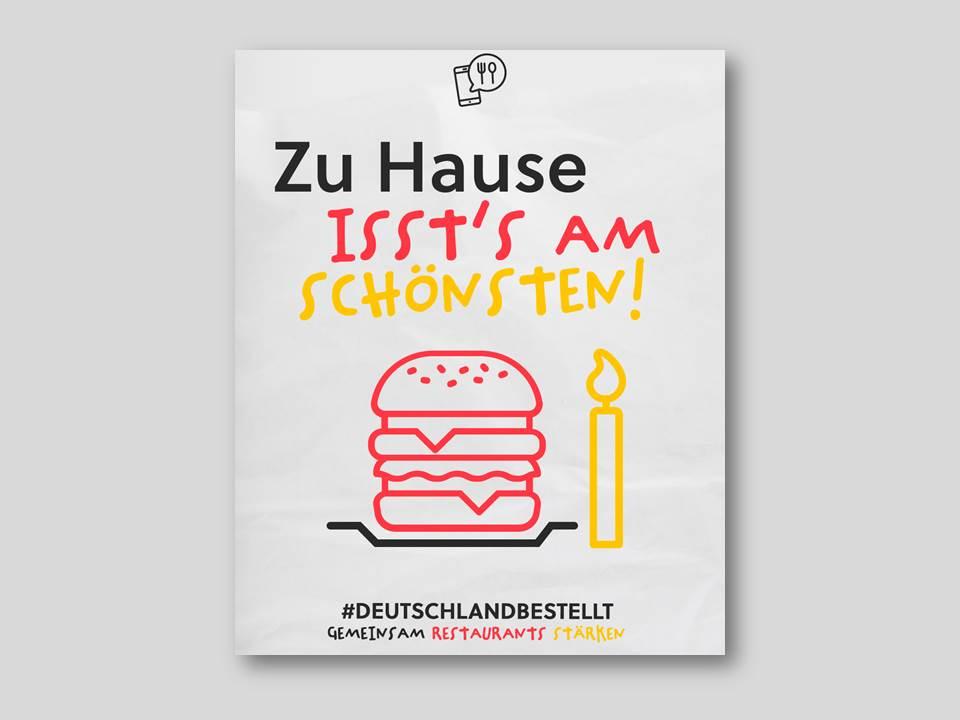 Motiv 1 #DeutschlandBestellt  (Quelle: Bundesverband der Systemgastronomie e.V. BdS / PepsiCo)