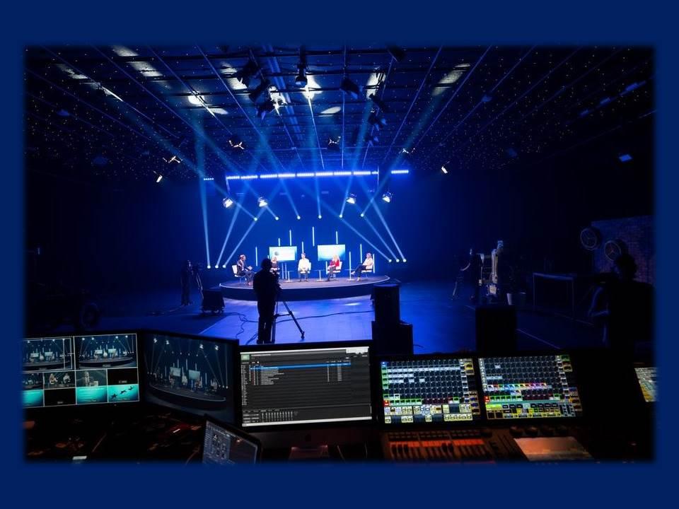 Bild: Neues Streaming-Studio im Europa-Park Rust