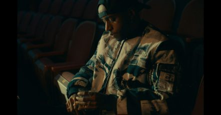 Bild: New Rémy Martin campaign featuring 6LACK by FRED & FARID New York