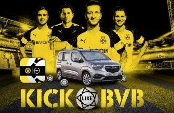 Bild: Opel BVB Augmented Reality Game (Agentur: MRM//McCann)