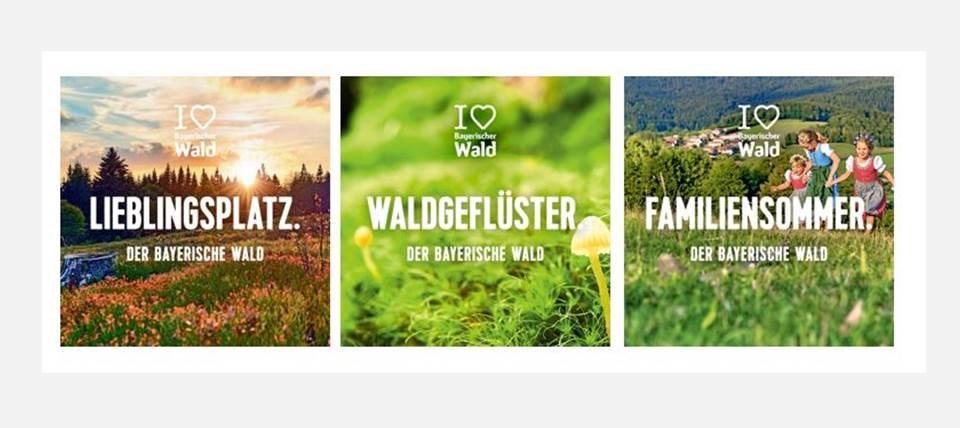 """Bild: Ostbayern Kampagne """"""""I love Bayerischer Wald"""". (Quelle / Copyrights: Tourismusverband Ostbayern)"""