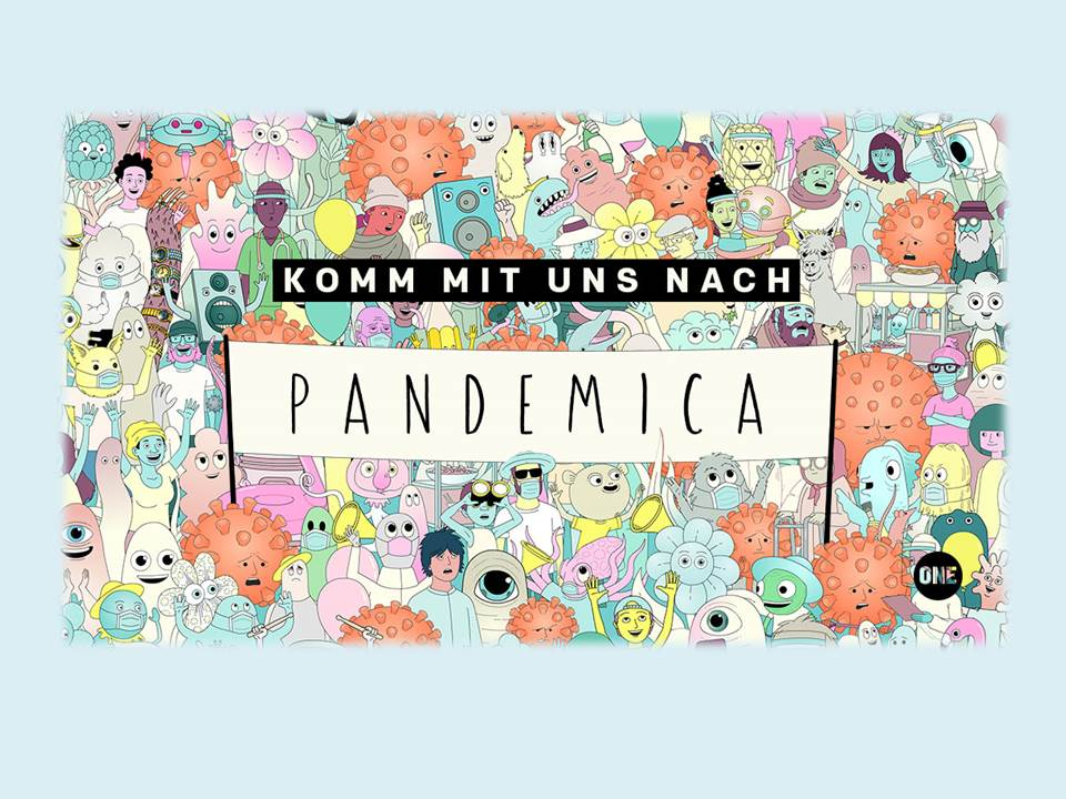 Pandemica Key Visual (Quelle: ONE)