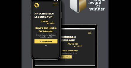 Bild: Die Azubi-Kampagne von Netto ist mit dem Prinzip Einfachheit erfolgreich (Bildrechte: Netto | Fotograf: Junges Herz, Dresden)