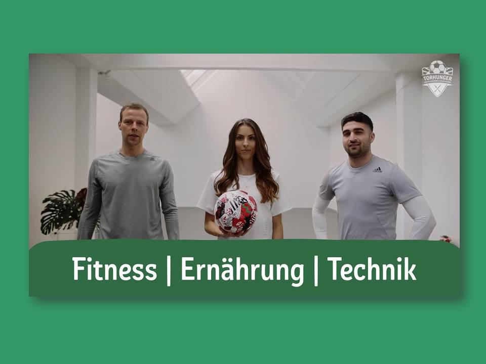 REWE Torhunger Fitness-Videos (Quelle / Copyrights: REWE)