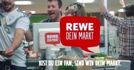 REWE WM-Spot 2018 | Screenshot: https://www.youtube.com/watch?v=krTkE2YhoJY