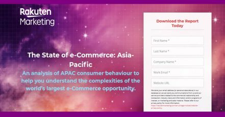 "Report ""The State of e-Commerce: Asia-Pacific"" von Rakuten Marketing"