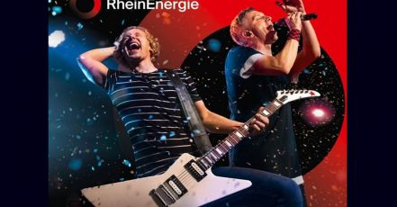 Bildmotiv: RheinEnergie Markenbild mit Band Kasalla (Copyright: RheinEnergie)
