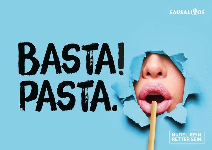 Bild: Die neue SAUSALITOS Kampagne für mehr Nachhaltigkeit. Quelle: obs/Sausalitos Holding