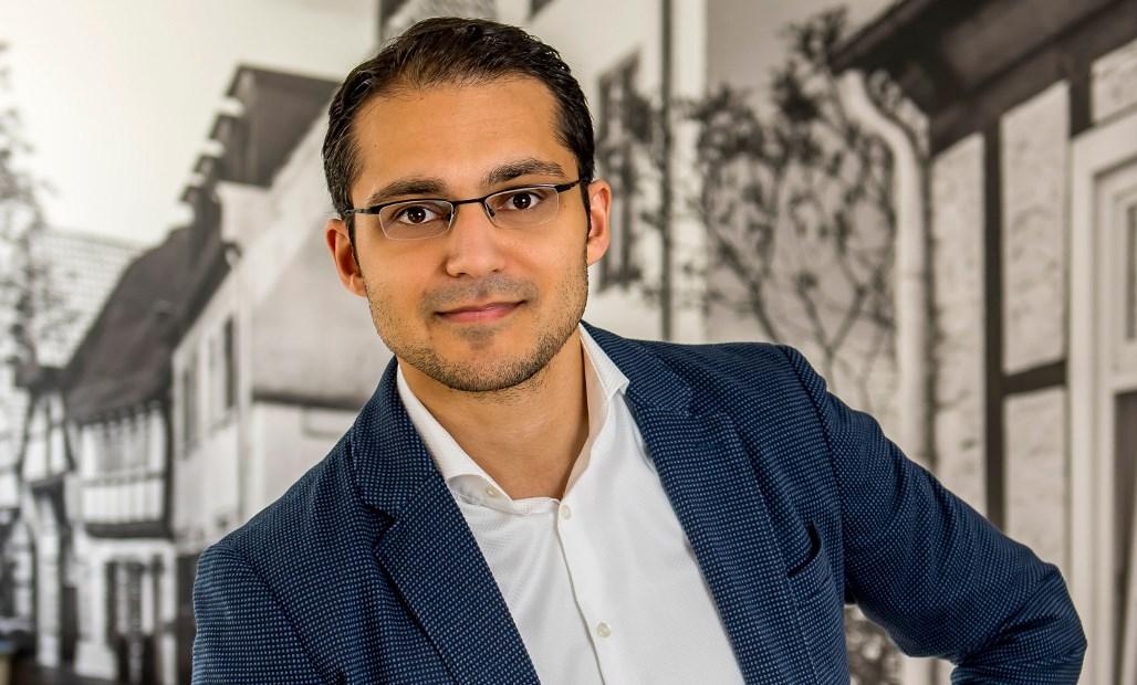 Foto: Schahab Hosseiny, CEO bei MSO Digital