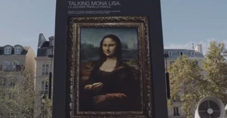 "Screenshot Video ""Mona Lisa and the BMW intelligent Personal Assistant"" https://www.youtube.com/watch?v=LRtTOM2vvQs"