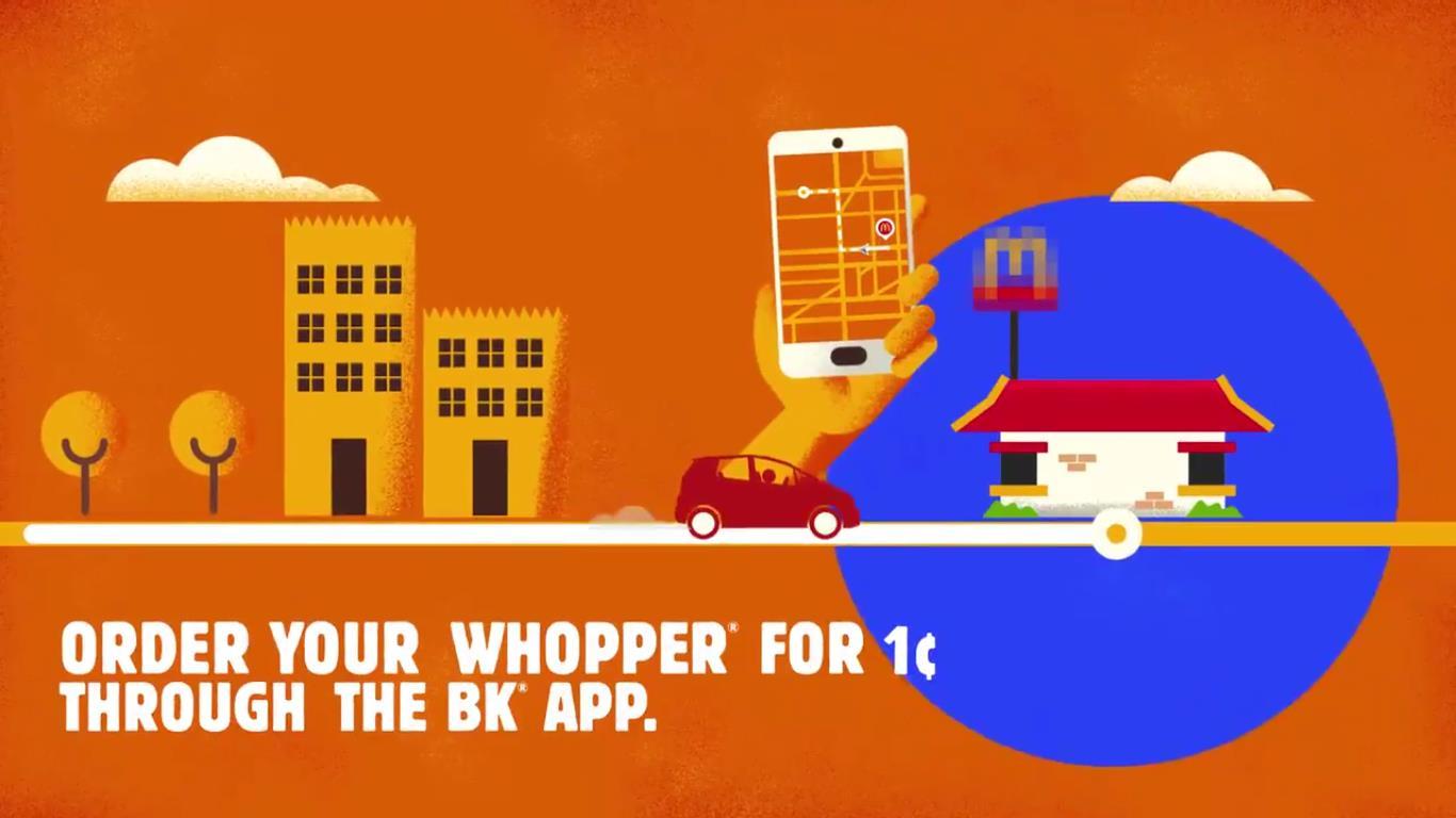 Screenshot: Burger King Erklär-Video on Twitter (Link: https://twitter.com/BurgerKing/status/1070029976823508992)