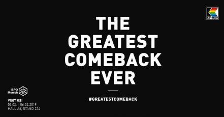 Screenshot: Kettler 'The Greatest Comeback Ever' https://de.kettler.net/ 15.02.2019