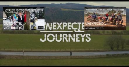 Screenshot: Trailer Unexpected Journeys https://www.youtube.com/UnexpectedJourneys