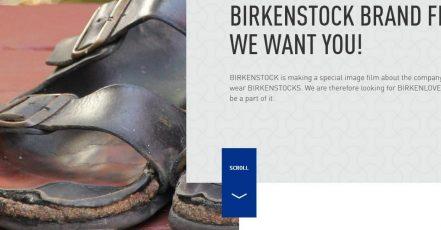 Screenshot: https://www.birkenstock-group.com/de/en/detail/birkenstock-brand-film-we-need-you 14.08.2018