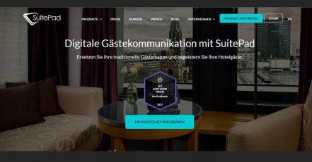 Screenshot: https://www.suitepad.de/de/
