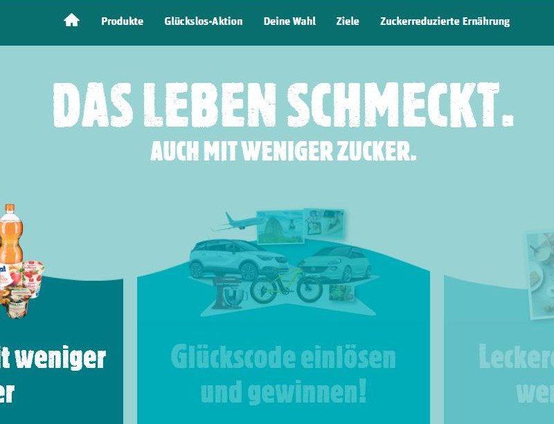 Zuckerfrei Kampagne Von Rewe Setzt Auf Content Und Voting Aktion