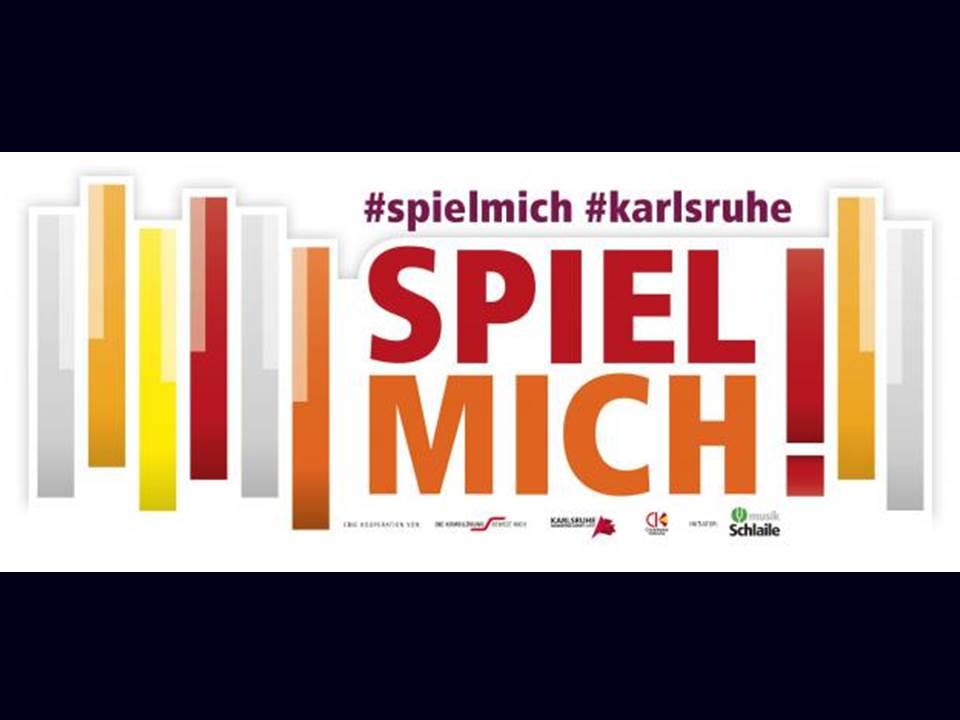 """Bild: """"Spiel mich! Karlsruhe""""-Logo (Quelle: https://www.karlsruhe-erleben.de/veranstaltungen/spiel-mich)"""