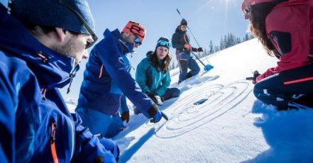 Bild: SportScheck Gletscher Testival (Copyrights: SportScheck GmbH)