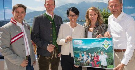Team4U Pressekonferenz in Zell am See-Kaprun | Bild: Zell am See-Kaprun Tourismus GmbH