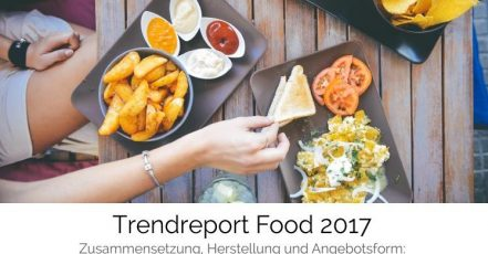 Bild: Trendreport Food 2017, YouGov