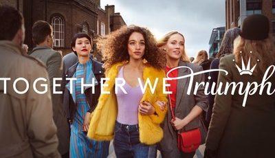 Foto: Triumph Lingerie | #TogetherWeTriumph Kampagne